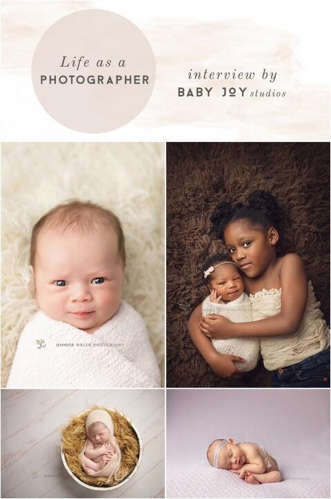 Photographer Interview | Jennifer Wilcox Photography | Baby Joy Studios Photo props