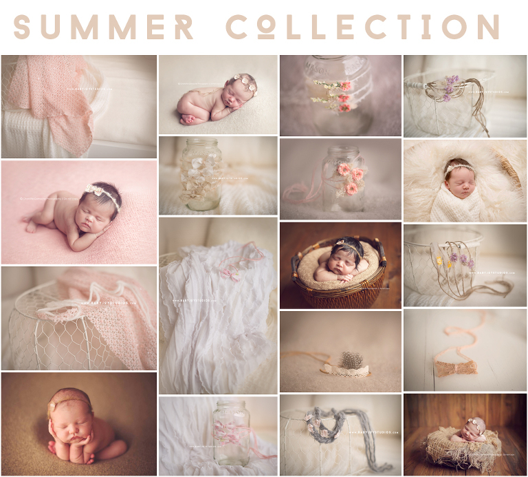 Newborn and Baby Photography Props | Baby Joy Studios