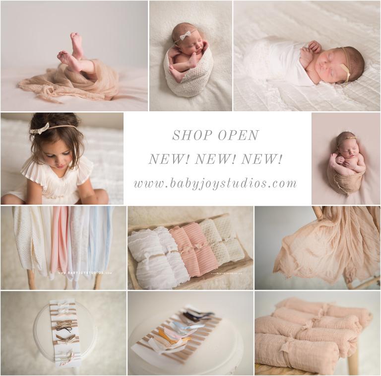 Newborn Photography Prop Shop   Baby Joy Studios