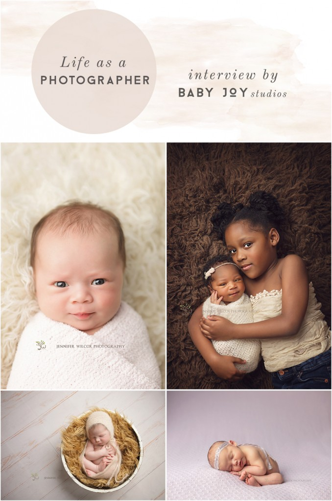 Photographer Interview | Jennifer Wilcox Photography | Baby Joy Studios Photo props