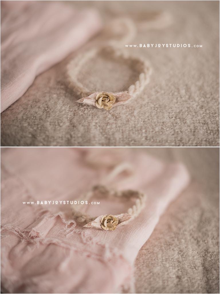 Newborn headband | Photo props | Baby Joy Studios