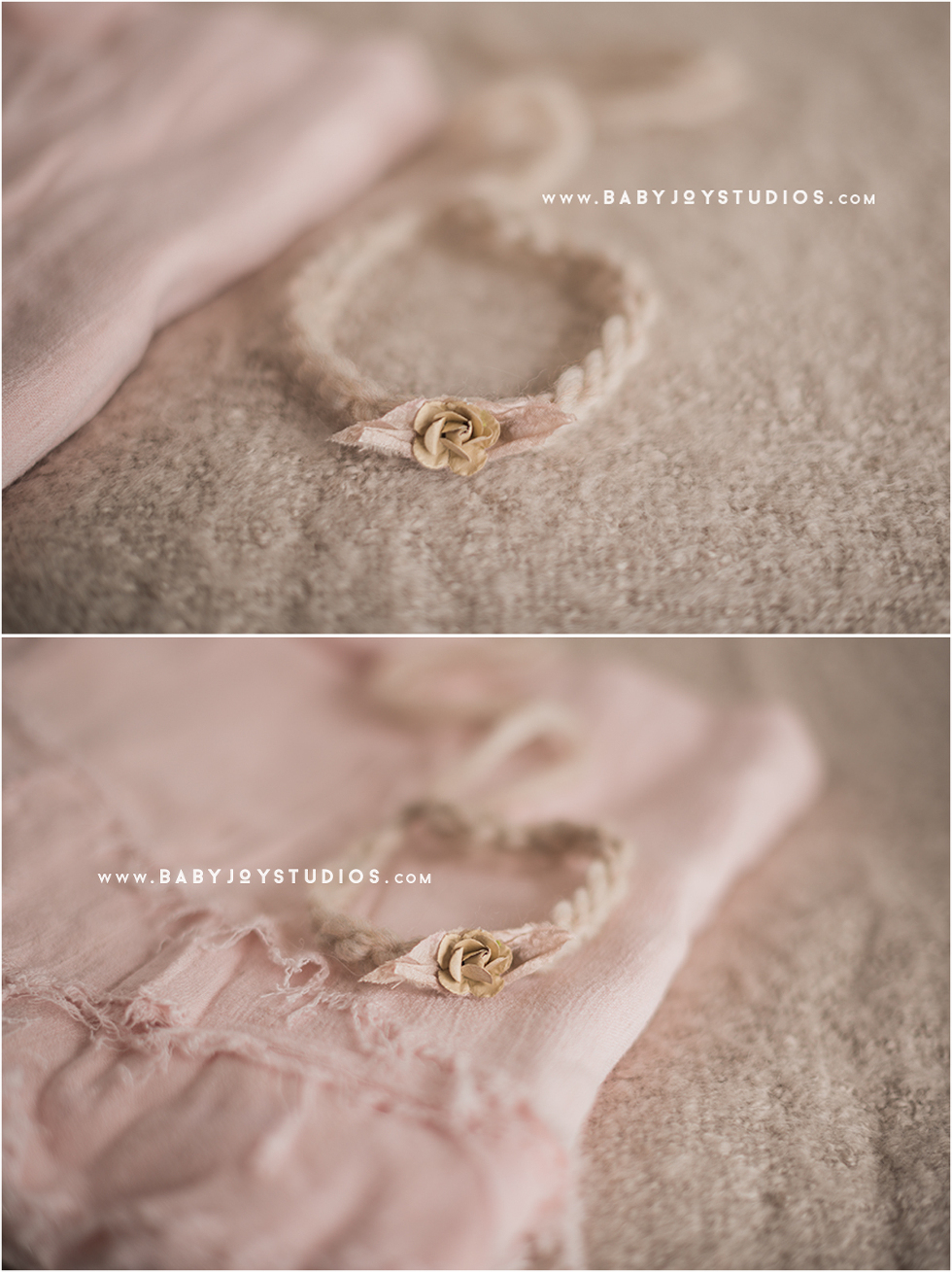 Newborn headband | Photo props | Baby Joy Studios