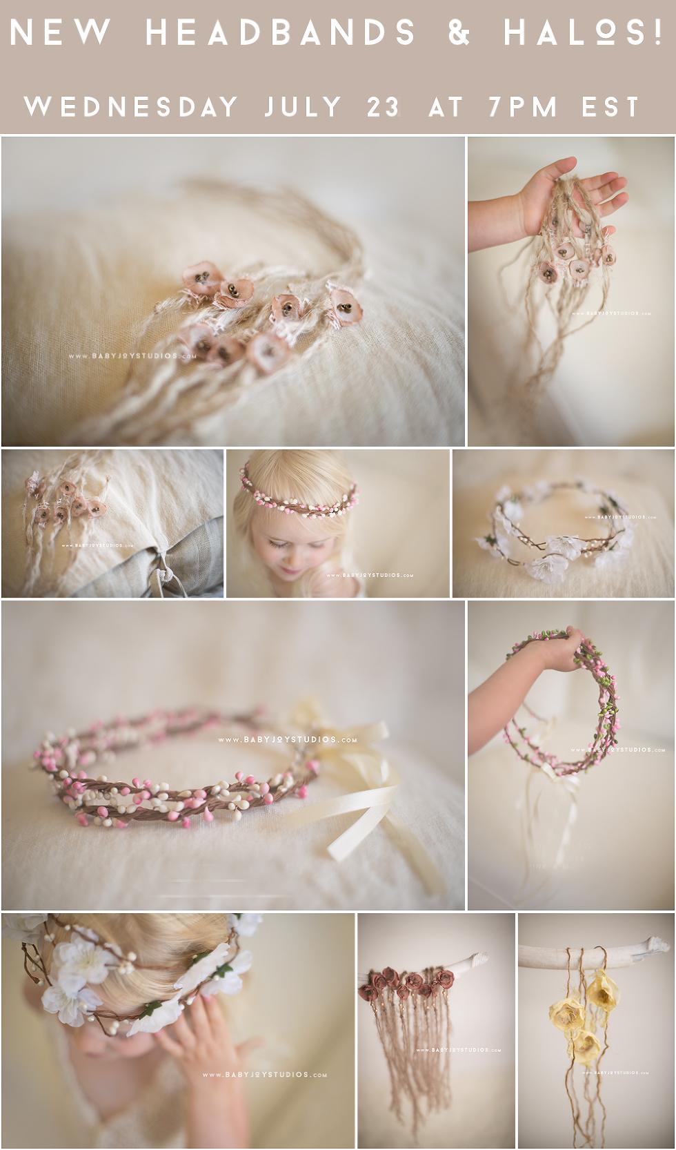 Newborn Photography Props | Baby Joy Studios
