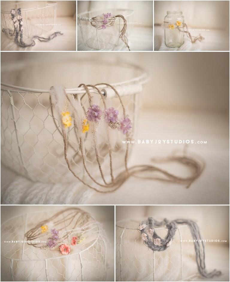 Newborn Headbands | Photography Props | Baby Joy Studios