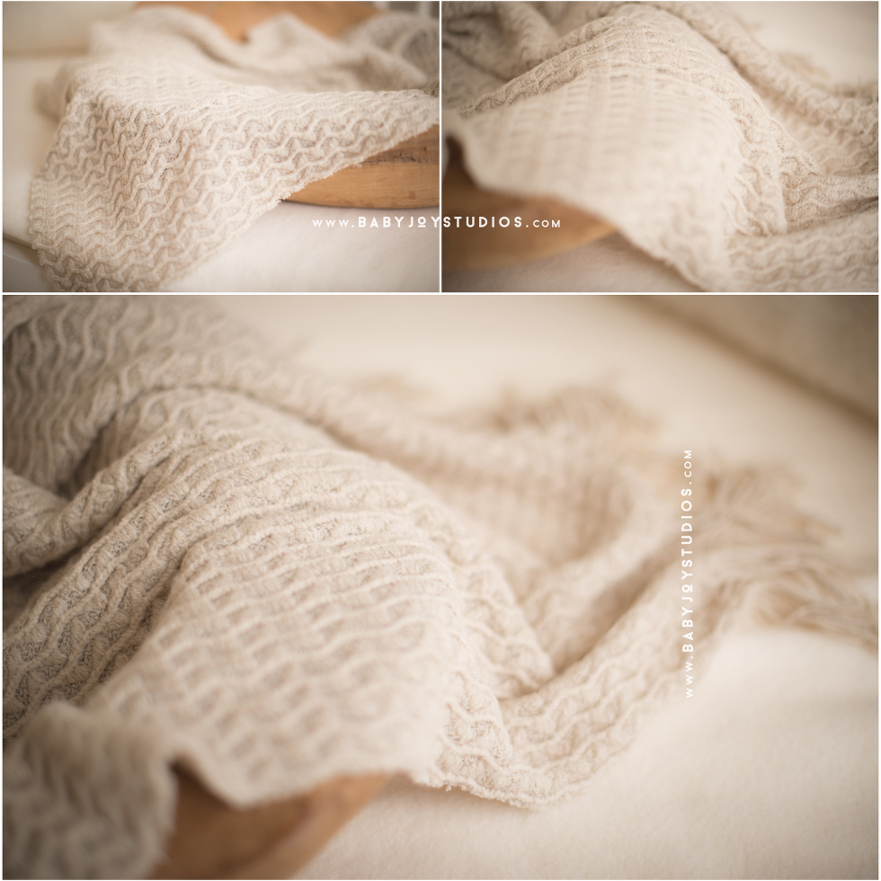 Newborn Photography Props   Baby Joy Studios   Mini Blanket Wrap